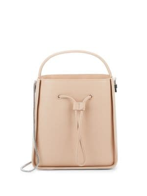 Soleil Leather Bucket Bag 3.1 Phillip Lim