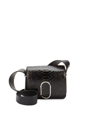Alix Leather Flap Shoulder Bag 3.1 Phillip Lim