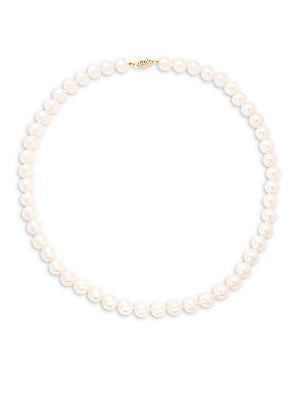 8-8.5MM Pearl Necklace