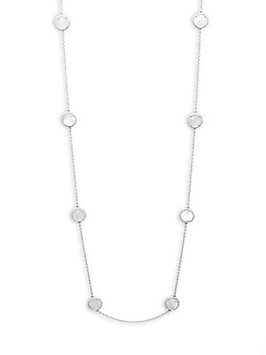 CRYSTAL STATION NECKLACE