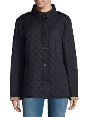Quilted Puffer Burberry