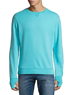 Versatile Cotton Sweater