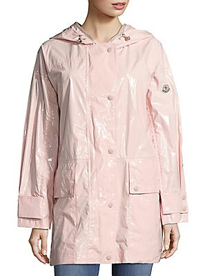 Moncler Cotton Raincoat