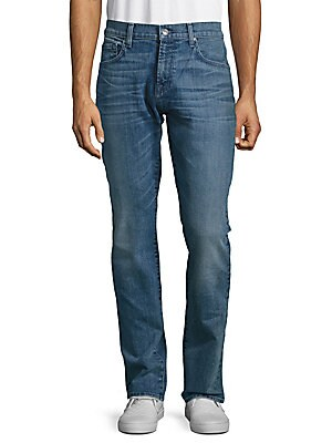 The Straight Straight-Leg Jeans