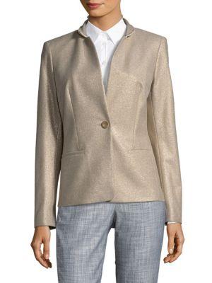 Tristan Taupe Jacket