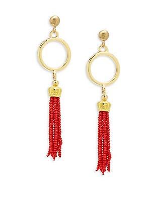 Marin Tassel Earrings