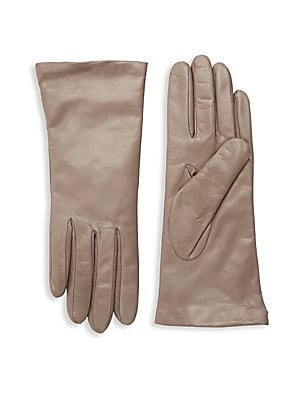 Smooth Leather Gloves