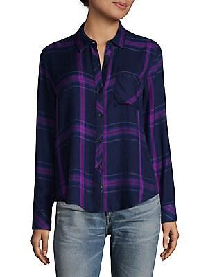Hunter Button-Down Shirt
