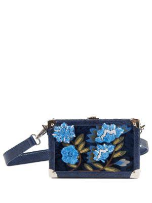 Gabrielle Hard Case Shoulder Bag