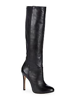 Schutz - Hiro Leather Boots