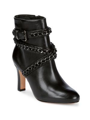 IZZY ANKLE CHAIN BOOTS