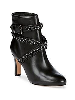 Schutz - Izzy Ankle Chain Boots