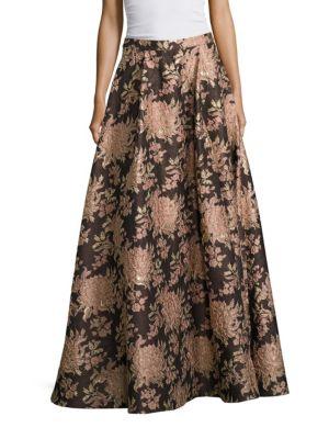 Rachelle Floral Ball Gown Skirt