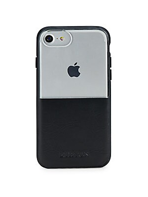 Translucent Colorblock iPhone Case