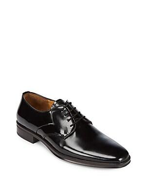 Santiago Leather Derbys