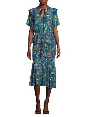 Hallmark Frill Dress