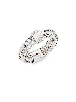 Click here for Primavera Diamond and 18K White Gold Ring prices