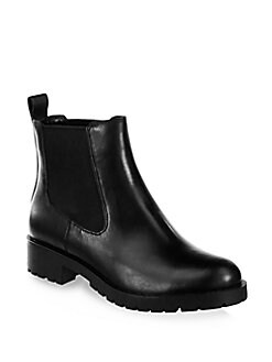 Cole Haan - Jannie Leather Booties