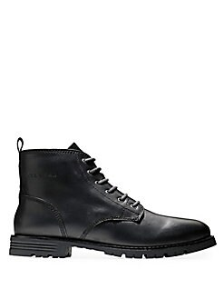 Cole Haan - Keaton Leather Boots