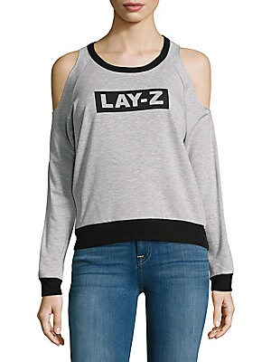 Lay-Z Graphic Sweater