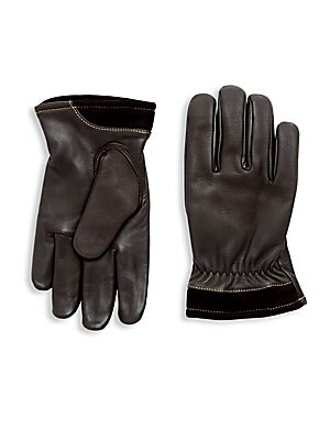 Capitan Leather Gloves