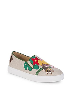 Alex Slip On Sneakers