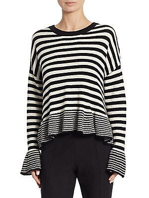 Seren Striped Sweater