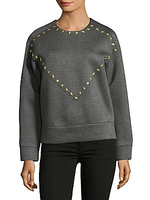 Star Jersey Sweater