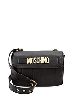 Classic Leather Crossbody Bag
