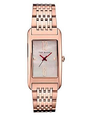 Tara Steel Bracelet Watch