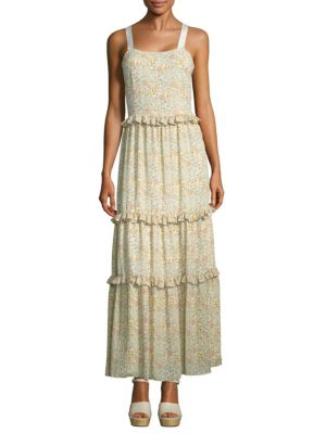 Ace Sleeveless Maxi Dress
