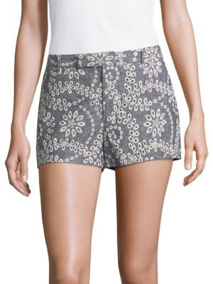 LOGAN CORNFLOWER BOARDSHORTS