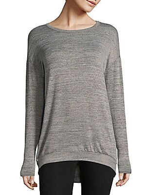 Hi-Lo Dolman Sweater