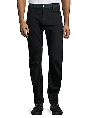 Arc Three-Dimensional Slim-Fit Jeans