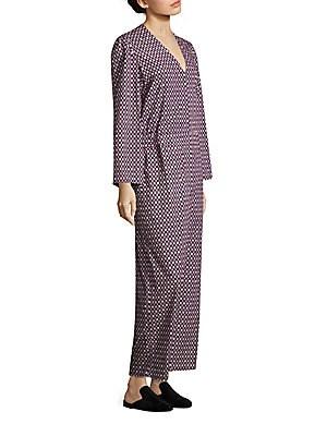 a detacher female ornella printed jumpsuit