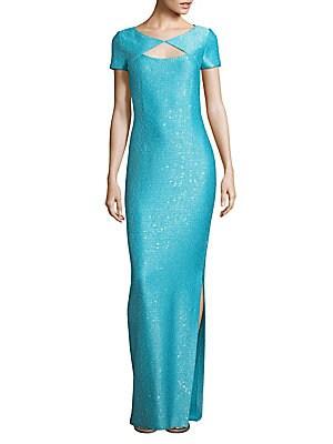 Khari Sequin Gown