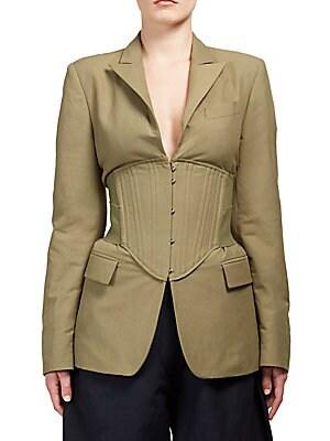 Abby Corset Jacket