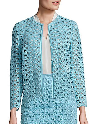 Macramé Lace Jacket