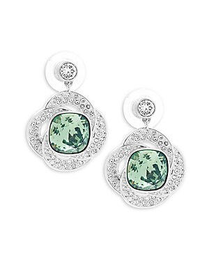 Agility Crystal Drop Earrings