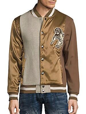 Aquifer Varsity Jacket