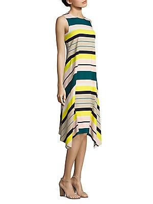 Romona Striped Dress