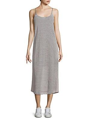Asher Striped Dress