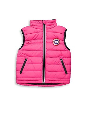 Little Girl's Bobcat Vest
