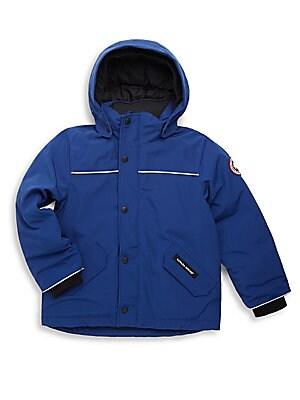 Little Boy's Snowbird Down Jacket