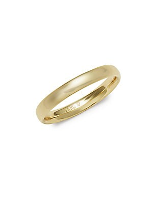 Click here for 3MM 14K Yellow Gold Polished Wedding Band prices