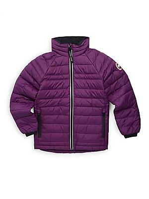 Girl's Sherwood Puffer Jacket