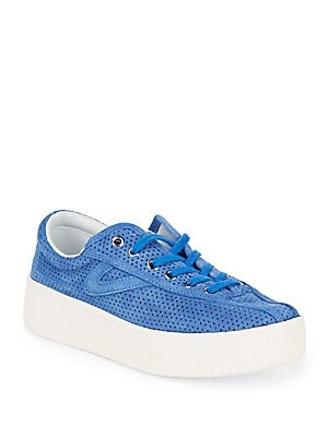 Nylite Lace Up Sneakers