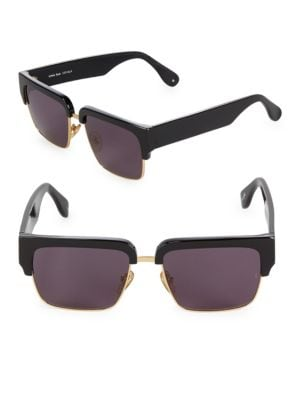 55MM Little God Clubmaster Sunglasses