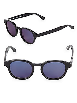 47MM Kai Tinted Round Sunglasses