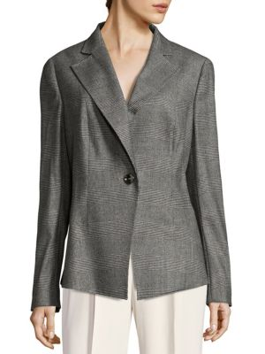Barbine Stripe Blazer